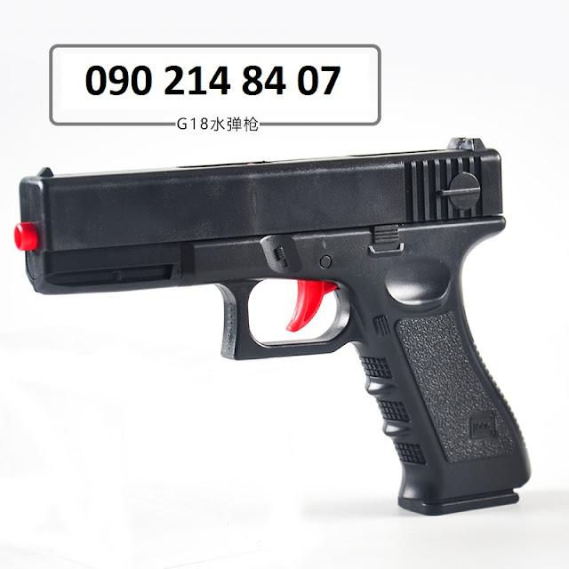 Súng lục đạn thạch G18 lên đạn bắn từng viên_1