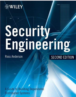 Security engineering: a guide to building dependable distributed systems pdf ross j. Anderson