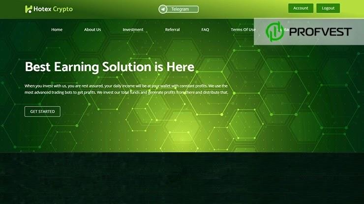Hotex Crypto обзор и отзывы HYIP-проекта