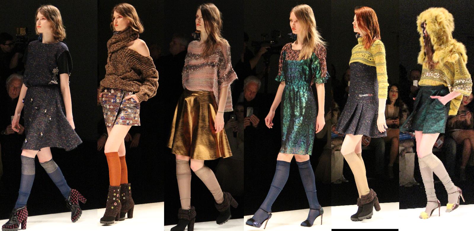 best website b7f22 f894b fromparisathome: Kristina Ti - Milano Fashion Week FW 2014-2015