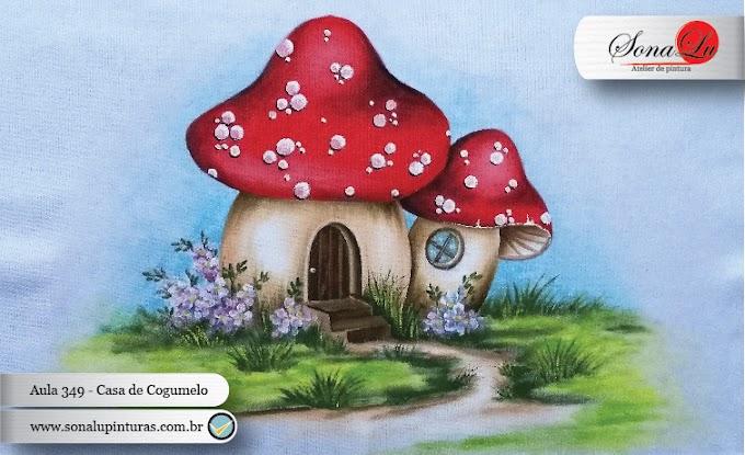 Aula 349 - Casa de Cogumelos