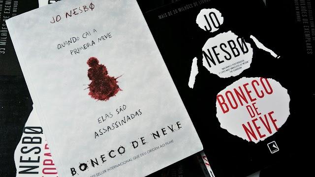 [RESENHA #396] BONECO DE NEVE (HARRY HOLE #7) - JO NESBO