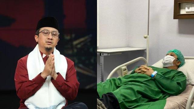 Ustaz Yusuf Mansur Alami Penyumbatan Darah, Wirda Sebut Ayahnya Mengeluh Kepala Sakit Setiap Hari