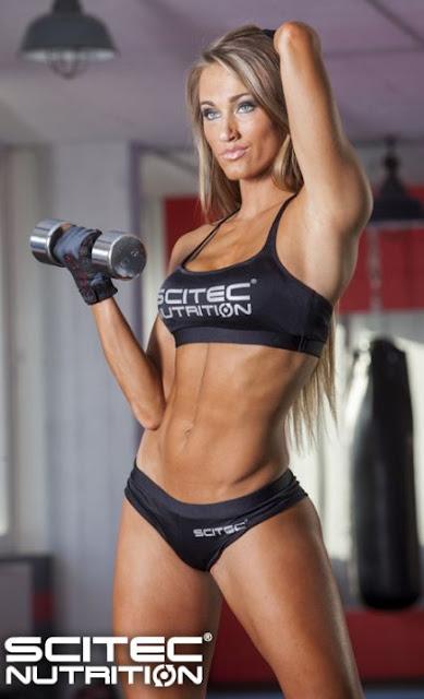 Dia Salamon IFBB Bikini and Fitness Model