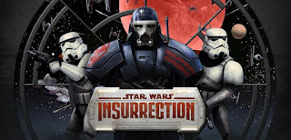 imagem do jogo Star Wars: A Rebelião
