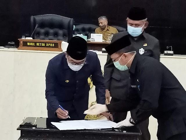 Memo Hermawan : 16 Tahun Menanti DOB Garut Selatan, Akhirnya Persetujuan DPRD Bersama Gubernur Jabar Ditandatangani