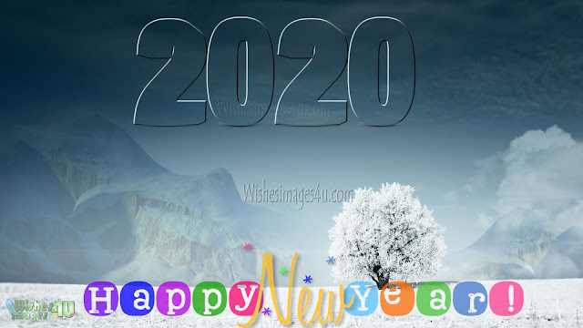 2020 New Year Ultra HD 4K Wallpapers