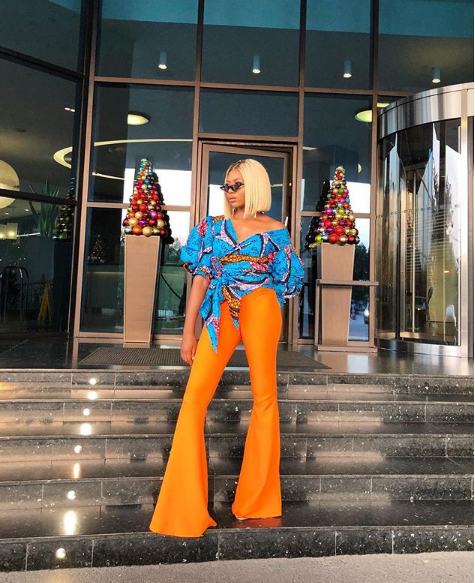 Slays in fraud- IG user blasts Stephanie Coker for sharing new photo following husband's arrest
