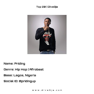 Priding | Top 20 On Diva9ja
