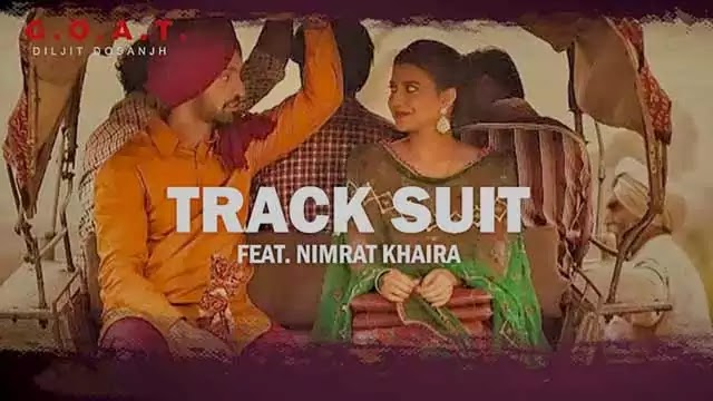 ट्रैक सूट Track Suit Lyrics Hindi Mein–G.O.A.T.