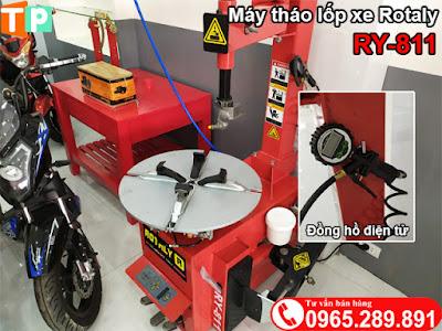 Máy tháo lốp xe Rotaly RY811