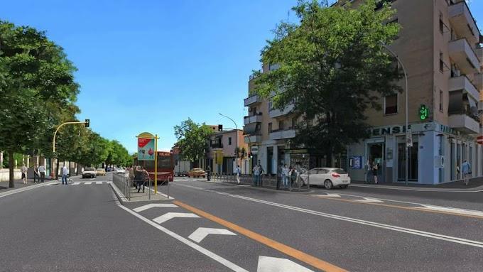 Portuense: a settembre partono i lavori per la corsia riservata ai bus