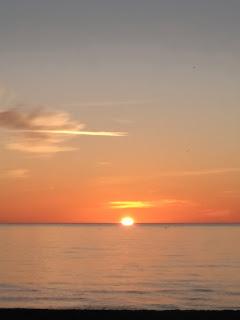 Kaunis aamu Fuengirolassa