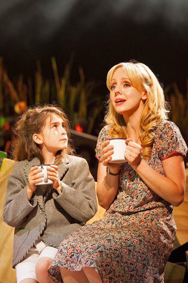 West End Frame: Matilda extends to December 2014