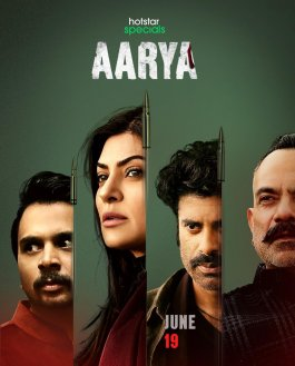 Aarya 2020 S01 Hindi 720p WEBRip Torrent Download