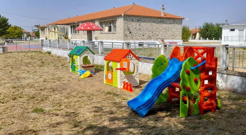 «Μαζί για το Παιδί»: Δωρεά υλικοτεχνικού και εκπαιδευτικού εξοπλισμού σε Νηπιαγωγεία του Δήμου Ορεστιάδας