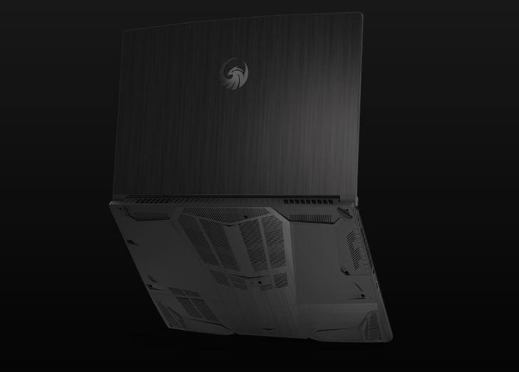 MSI Bravo 15 A4DDR, Laptop Gaming Bertenaga Ryzen 7 4800H dan Radeon RX 5500M