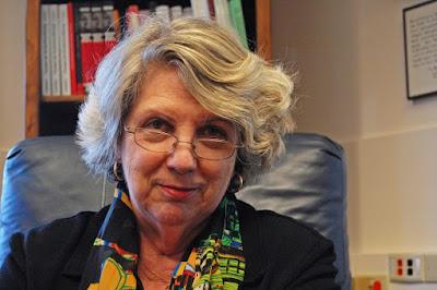Марша Линехан - основатель диалектической поведенческой терапии (DBT)