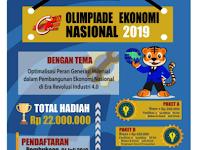 Olimpiade Ekonomi Nasional 2019 di UM