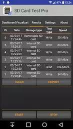 SD Card Test Pro v1.8.5 [Patched] Apk