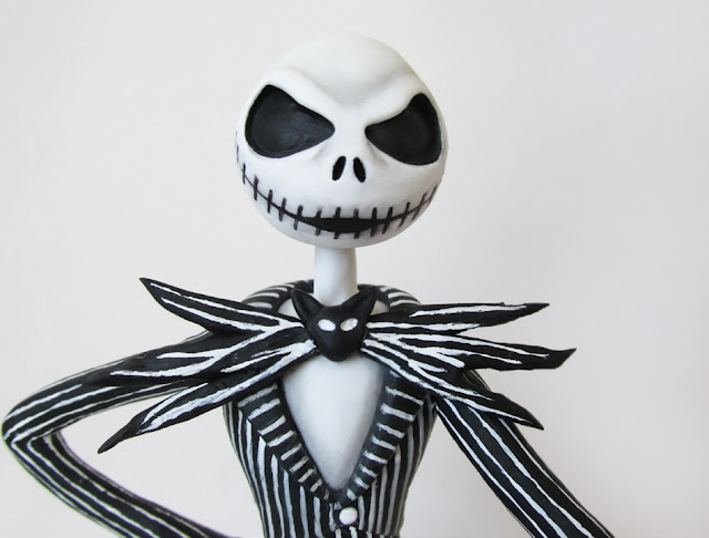 DIY: Como Fazer Jack Skellington - The Nightmare Before Christmas