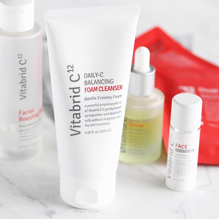 Vitabrid C12  Daily-C Balancing Foam Cleanser Review, Vitabrid C12, Vitabrid C12 Review, Vitabrid,  Vitabrid Review