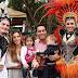 Auténtica Batalla de Flores puso el broche de oro al Carnaval /  Un éxito el proyecto de logística