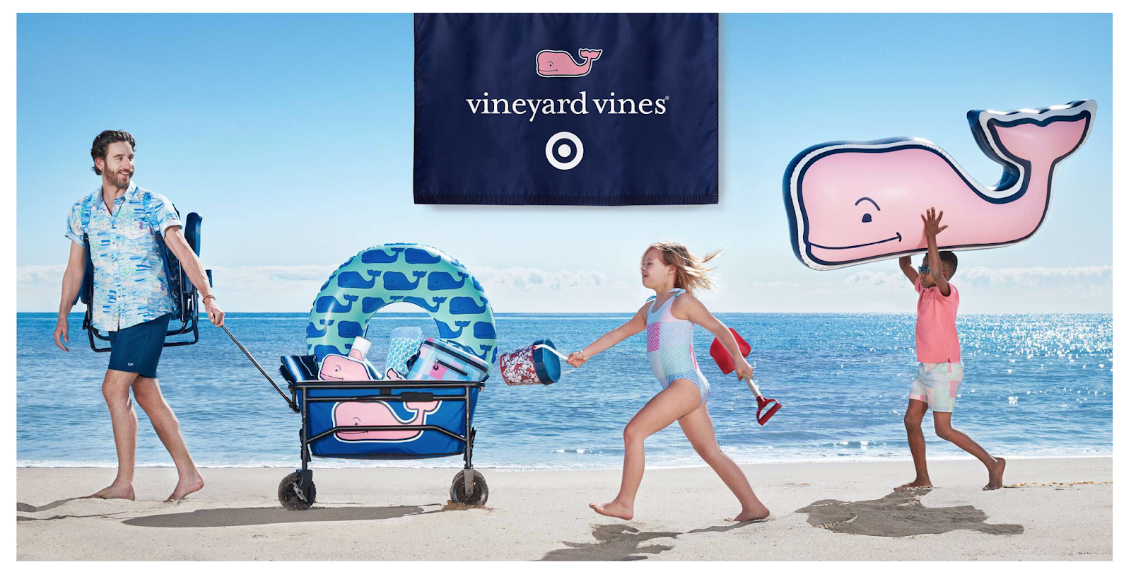 a8cb98e9ad behind the leopard glasses: Vineyard Vines x Target drops today!