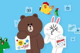 Line Mod Apk v.6.9.4 Terbaru | Free All Theme, Stickers & God Mode