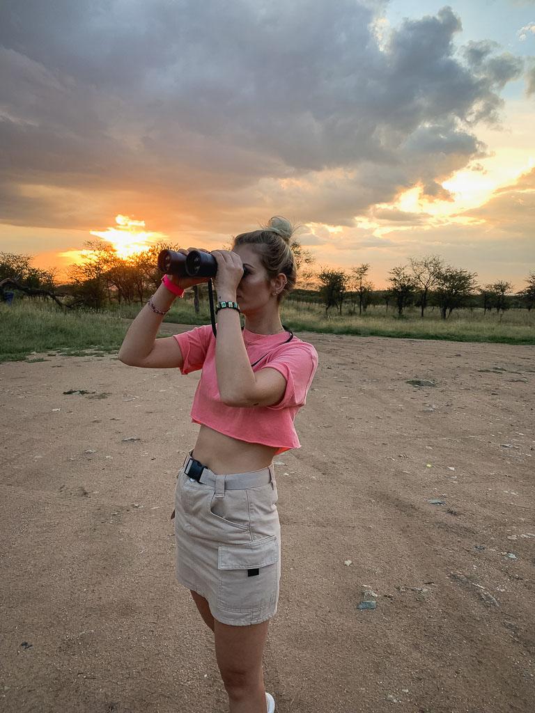 budget safari Serengeti National Park
