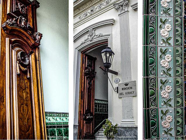 Hospedagem em Colonia del Sacramento, Uruguai: Pousada del Virrey