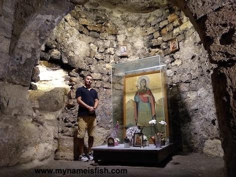 Aya Thecla Church ( Aya Tekla,  Hagia Thekla )