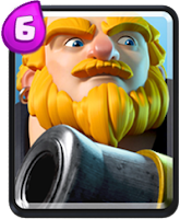 Royal Giant , clash royale