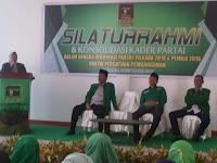 Partai Berlambang Ka'bah Resmi Usung Paket Lutfi-Feri