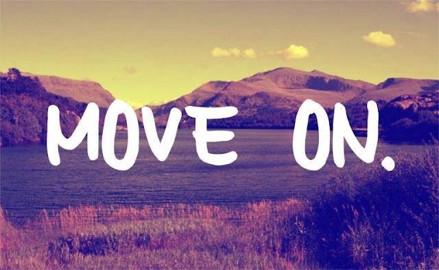 How to Move On ?