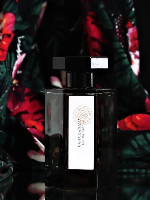 parfum pour femme, bana banana perfume review, parfum de niche, niche perfume, meilleur parfum à la banane, parfum femme de luxe, haute parfumerie