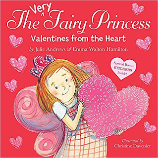 The Very Fairy Princess Valentines from the Heart