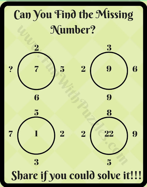 Tricky Maths Logical Puzzle Question