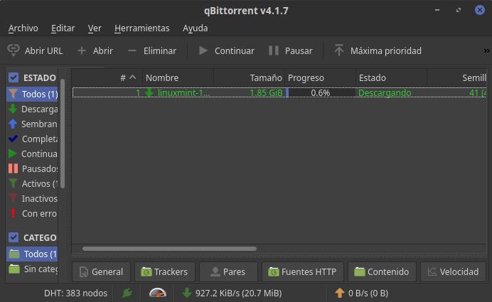 qBittorrent 4.1.7 ¡lanzado! Cómo instalar en Ubuntu y Linux Mint