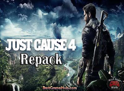 Just cause 4 Repack Full Version Free Download