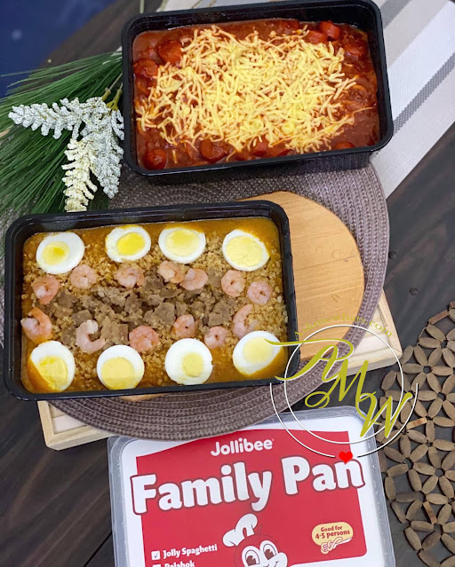 Weekend Food Trip: Cake Cartel and Jollibee Family Pans
