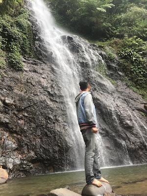 Keindahan Panorama CURUG CIJALU | SUBANG
