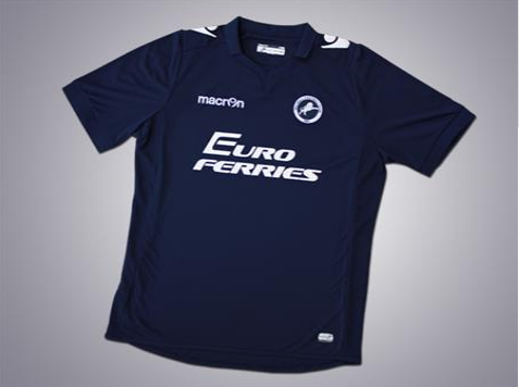 Euroferries é anunciada como nova patrocinadora do Millwall ... 2920a2233694b