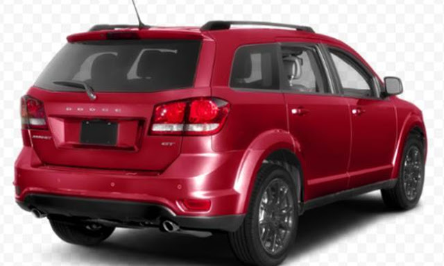 Next Generation Dodge Journey 2020 Redesign