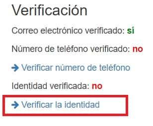 realizar comprobación identidad localbitcoins registro