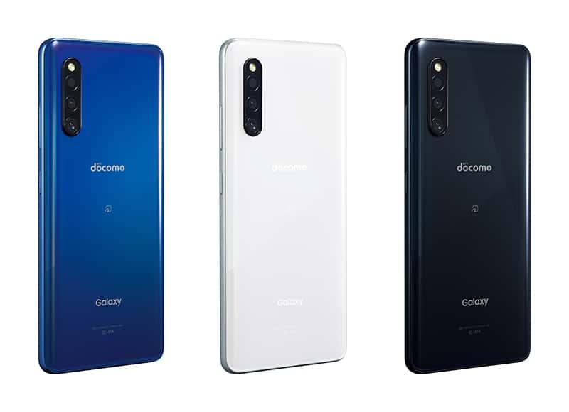 Samsung Galaxy A41 phones