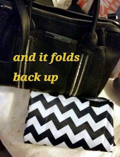 jenny folded back up