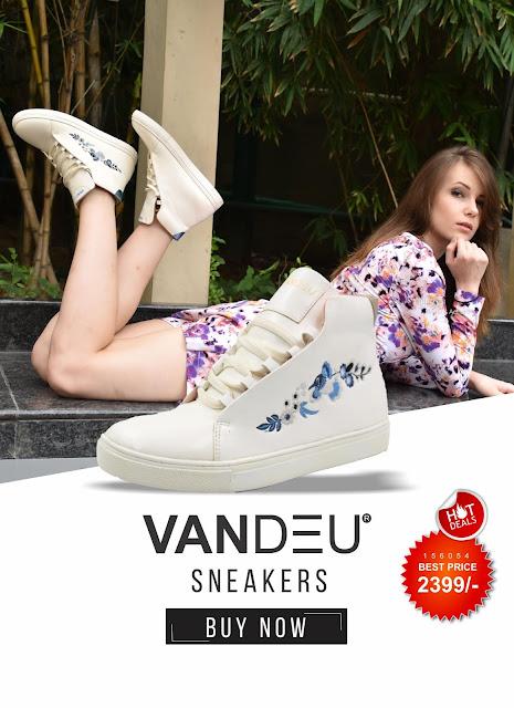 vandeu women sneaker 156054 white