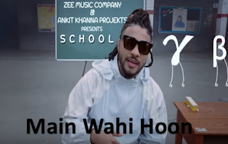 Main Wahi Hoon Lyrics