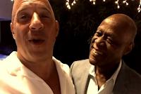 Vin Diesel despide a Johnny Ventura